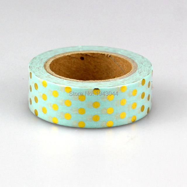 Online Shop 1x Size 15 Mm10m Kawaii Scrapbooking Tools Diy Stripes