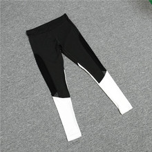 Women Yoga Pants High Waist Sports Gym Yoga Running Fitness Leggings Pants Workout Clothes Mallas Deporte Mujer #15