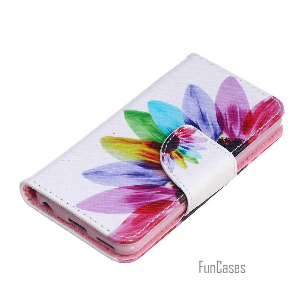 Telefon Abdeckung für fundas iPod Touch 5 Abdeckung Fall für coque iPod Touch 6 Touch6 Fall + Ständer Karte Halter kryty shell