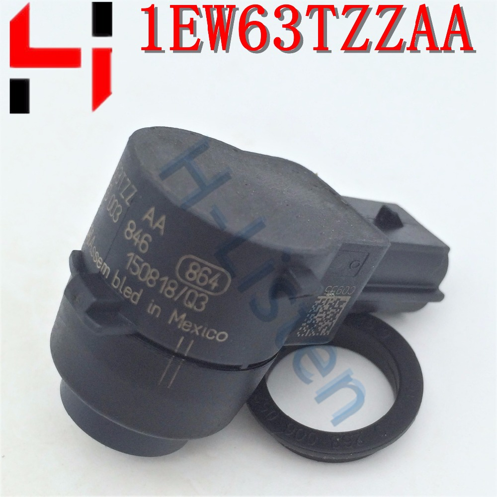 4pcs) חניה פארק הפגוש חיישן הפגוש לסייע 1EW63TZZAA עבור קרייזלר 300 העיר & דודג 'NITRO CHARGER JEEP LIBERTY