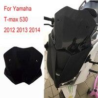 TMAX 530 2012 2013 2014 Windscreen Windshield Deflectors For Yamaha T Max 530 2012 2013 2014
