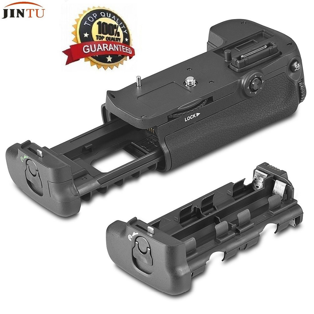 JINTU dla Nikon D300/D300S/D700 aparat DSLR uchwyt baterii opakowanie uchwyt, jak MB D10 pracy z EN EL3E baterii w Uchwyty do akumulatorów od Elektronika użytkowa na  Grupa 1