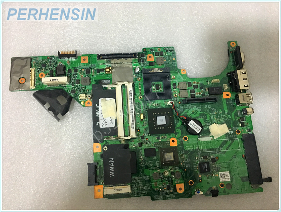 FOR Dell FOR Latitude E5400 laptop motherboard CY779 0CY779  CN-0CY779  48.4BL01.011FOR Dell FOR Latitude E5400 laptop motherboard CY779 0CY779  CN-0CY779  48.4BL01.011