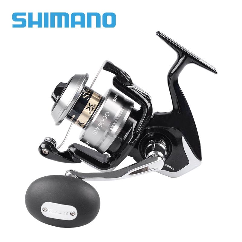 100% Original Shimano SPHEROS Spinning Fishing