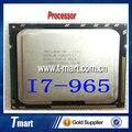 100% рабочих Процессоров Для Intel i7 965 Процессор 3.2 ГГц/LGA1366/8 МБ Четырехъядерный процессор Полностью Протестированы