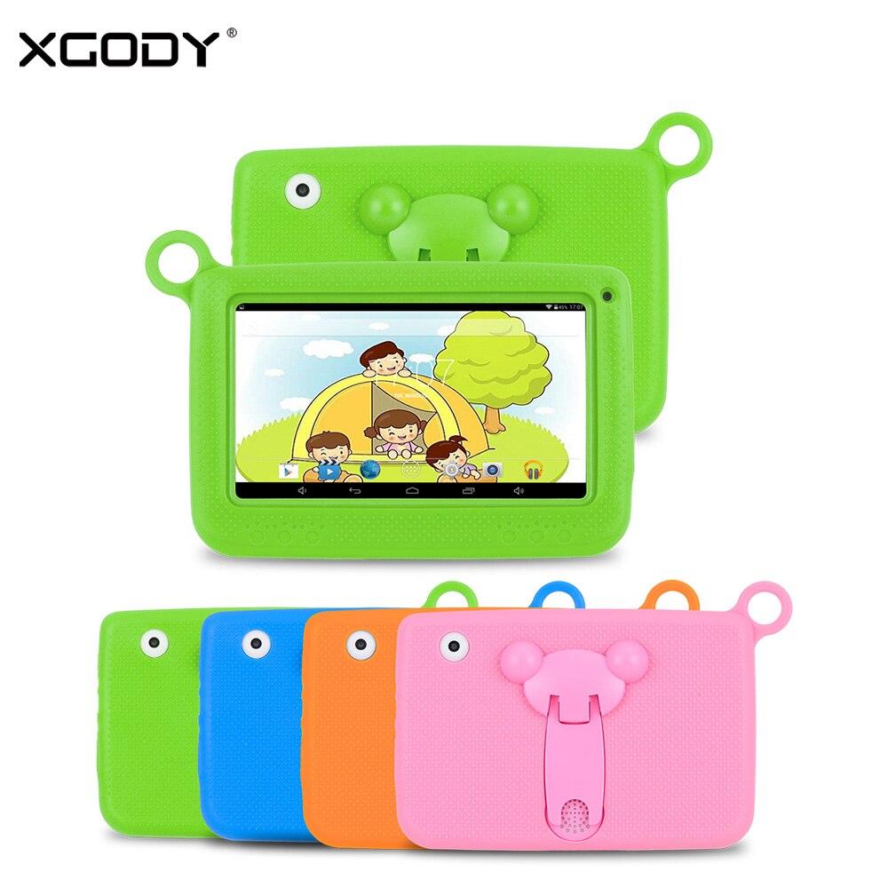 XGODY M733 7 Pulgadas Tablet PC Android 4.4 Quad Core 512 MB de RAM 8 gb rom fun