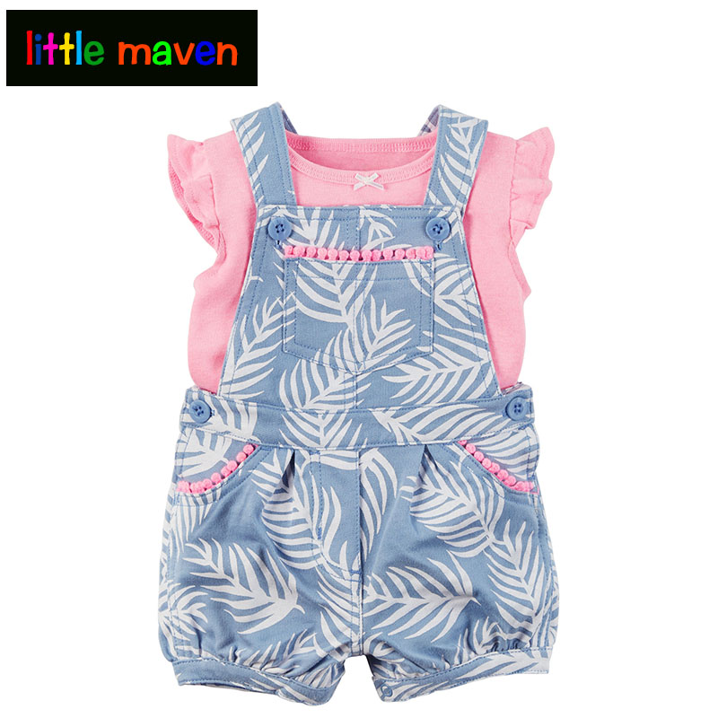2018 baby girl boy clothing sets summer children clothing New cute kids clothes boys baby cotton Tshirt+Pants newborn baby suits quality baby t shirt pants sets casual summer kids clothes vetement enfant newborn suits next children clothing boy girl set