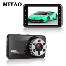 Car Dvr Camera Recorder Mini Dash Cam Full HD 1080P 3.0'' Night Vision Video Recorder G-sensor 24h Parking Monitor Auto Dashcam цена