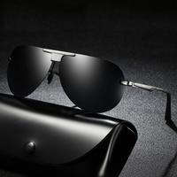 91e567e52 LA VIE Sem Aro Polarizada óculos de Sol Esportes Clássico Homens do Projeto  Revestimento Espelho Frame Da Liga Óculos LV8143. Big Size Rimless  Sunglasses ...