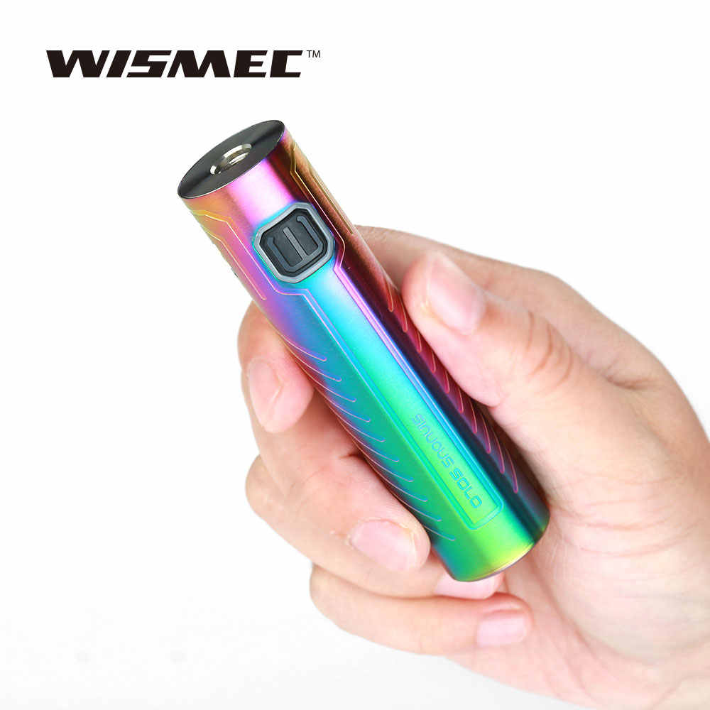 Detail Feedback Questions about Original Wismec SINUOUS SOLO with
