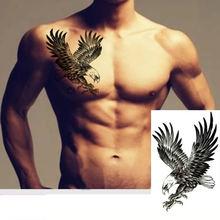 Popularne Czarny Orzeł Tatuaż Kupuj Tanie Czarny Orzeł