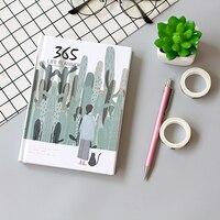 2018 Korean Kawaii 365 Planner Daily Weekly Monthly Yearly Planner Agenda Schedule Day Plan Notebook Journal