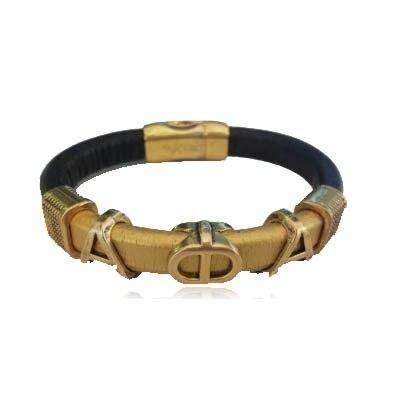 acba18af1128 10 piezas de la Fraternidad Alpha Phi Alpha divina de cuero personalizada pulseras  brazalete APA joyería griega