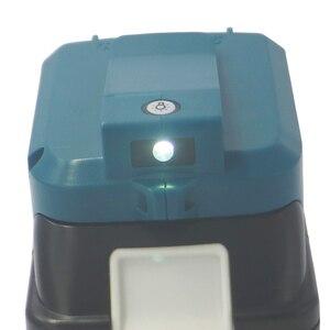 Image 1 - ADP05 pour makita BL1430 BL1440 BL1830 BL1840 chargeur USB adaptateur convertisseur outils Batteries batterie dalimentation pour charger le téléphone Ipad
