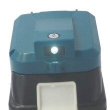 Adaptador de carga USB ADP05 para makita BL1430 BL1440 BL1830 BL1840, conversor de herramientas, Banco de energía de las baterías para cargar el teléfono, Ipad