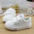 Wax small toddler shoes 1 - 2 - 3 spring and autumn baby cotton-made shoes soft outsole male female child children canvas shoes