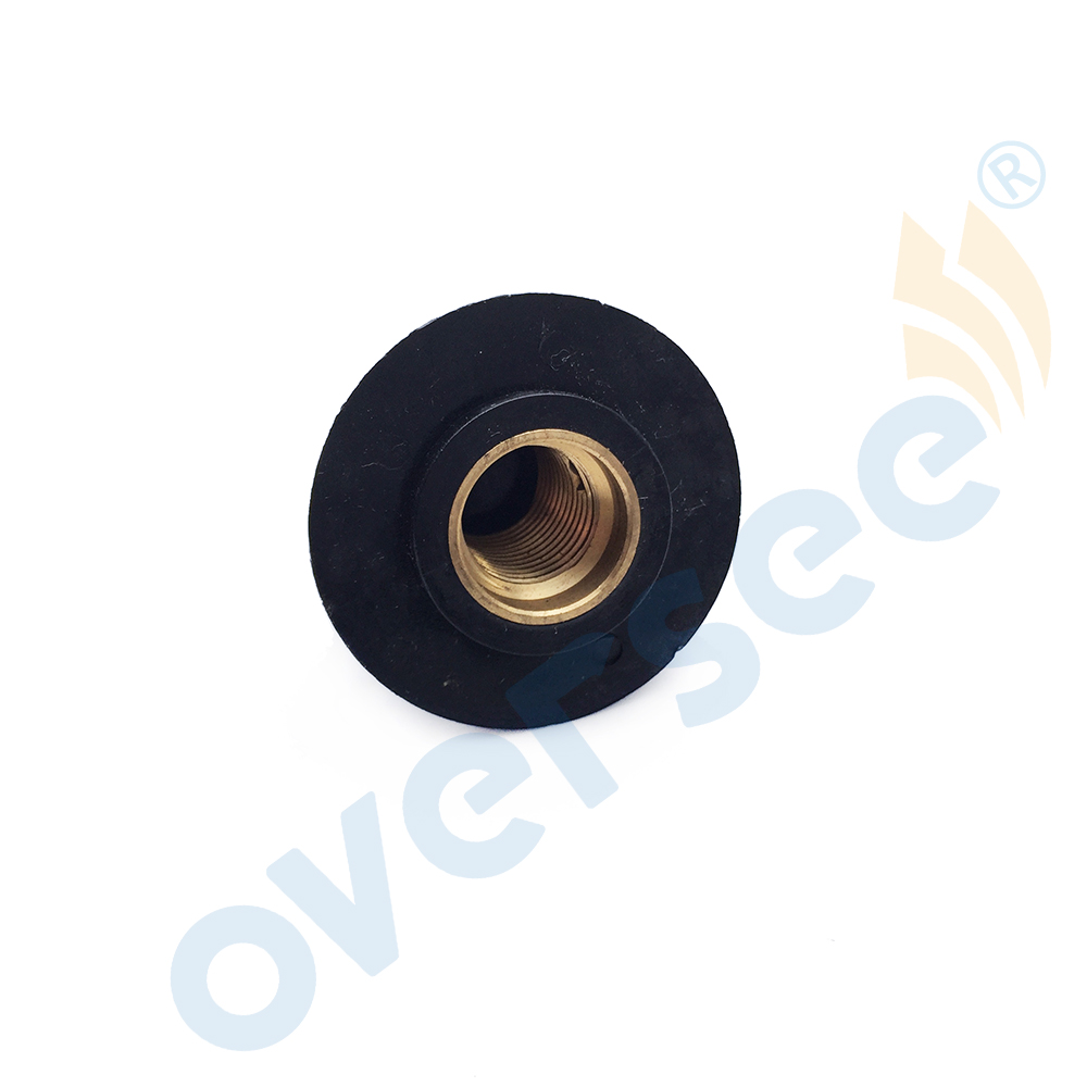 Image 3 - OVERSEE 647 45616 01 Propeller Nut for YAMAHA Outboard Engin ,MARINER Outboard Motors 4HP 5HP Cotter Pin Type 647 45616-in Boat Engine from Automobiles & Motorcycles