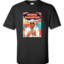 80aaffe2f706 Printed Men Fashion O-Neck Tops Tee Shirts Ric Flair The Nature Boy Old  School