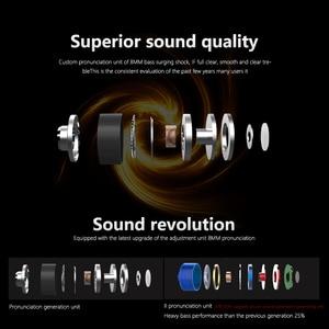 Image 4 - QKZ In Ear Earphone HiFi Metal Heavy Bass Sound Quality Music Professional Mobile Phone  Earphone Headset for huawei xiaomi
