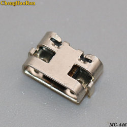 Chenghaoran 100 pçs micro conector jack usb para huawei y5 ii CUN-L01 porta de soquete chargeing