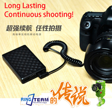 28WH 5V 2.1A/8,4 V 2A внешний мобильный Банк питания зарядное устройство для цифровых камер Canon DR-E6 Nikon EP-5A EP-5B SONY PW20