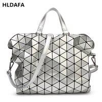 2017 Fashion Woman Bag Plaid Fashion Tote Bags Handbags Famous Brands Shoulder Bag Business Briefcase Diamond