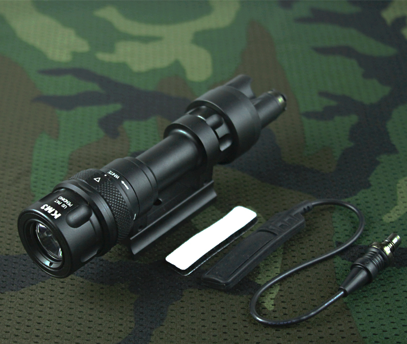 hunting accessories Tactical M952V LED weapon light for hunting