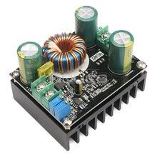 600W Power Adapter DC12~60V to 12~80V 12A Adjustable Voltage Regulator CC-CV Laptop Charger DC12V 24V Converter/Car Power Supply