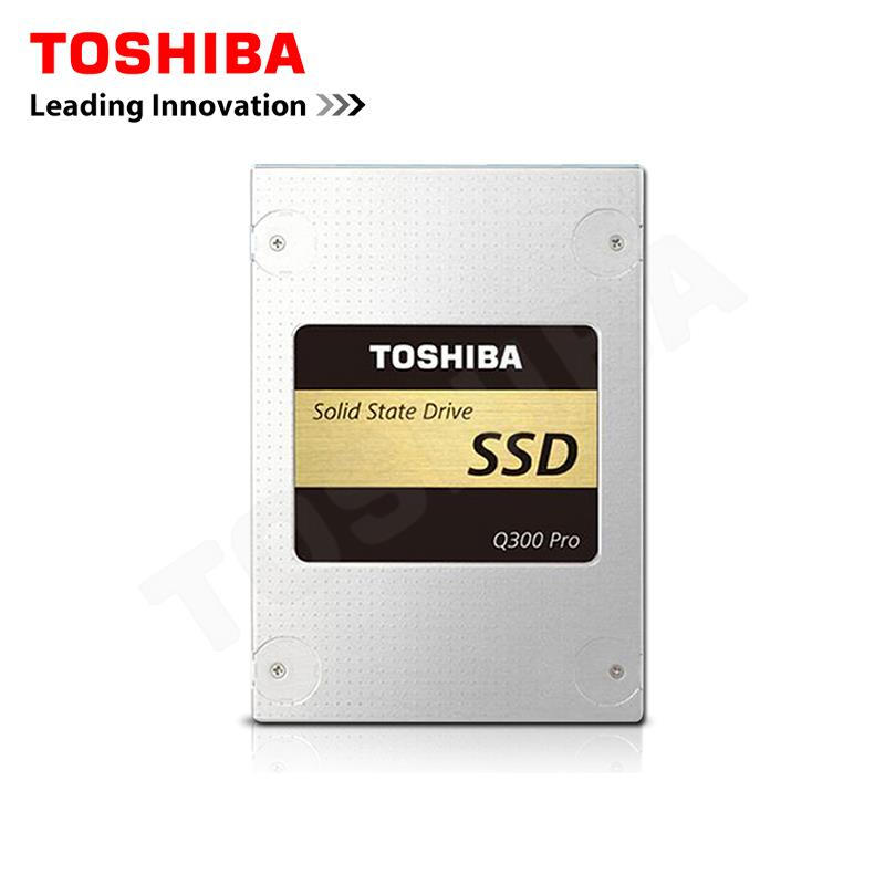 Toshiba SSD disk  6Gb/s SATA III 2.5  510MB/s 128G 256G 512G 1TB SSD Products Internal solid state disk drives Q300 PRO series ddr pc2700 512 мб для toshiba