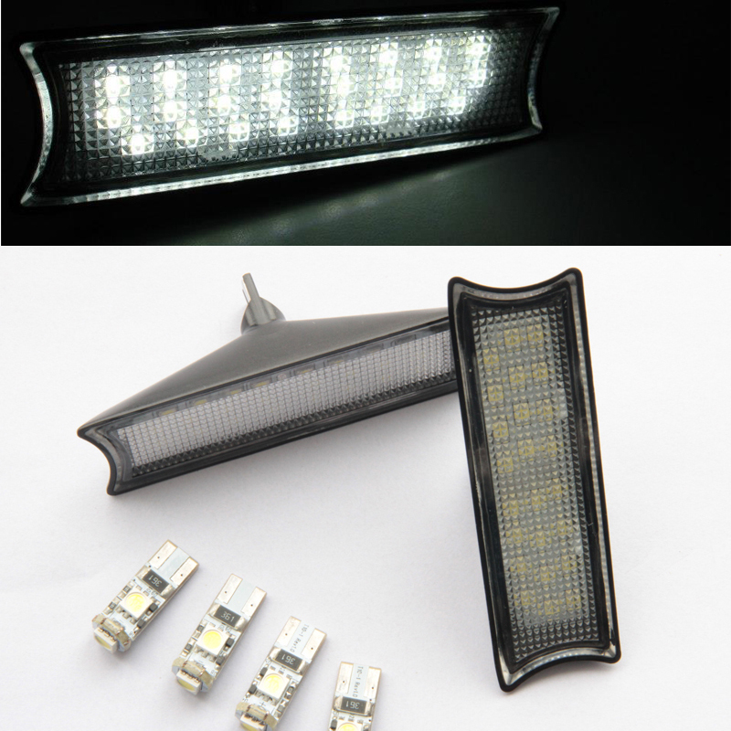 High quality 24-SMD E90 E91 E92 E87 Front Rear Led dome light direct replacement for BMW dome map light with 4 t10 194 led bulbs le32a500g crh led driver v1 4 booster direct replacement used disassemble
