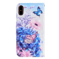 For iphone Xs X 8 7 5C 6 6s Plus 7 6 Case Cover 3d Book Style leather Flip pouch for Apple iPhone 5 5S SE 6 case iphone X Cover 3