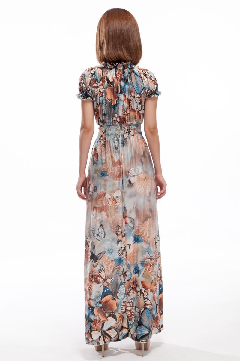 летнее платье с доставкой из России