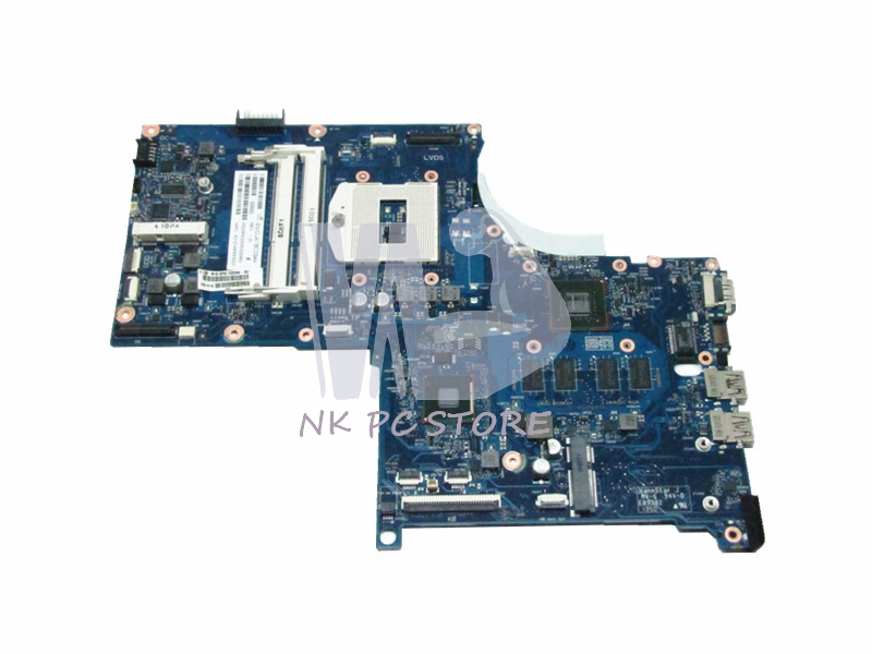 Laptop motherboard For HP Envy 17 touchsmart Main board GT740M 2GB DDR3 17SBGV2D-6050A2549801-MB-A02 720266-501 nokotion 746017 001 746017 501 motherboard for hp probook 645 655 g1 laptop main board socket fs1 ddr3 6050a2567101 mb a02