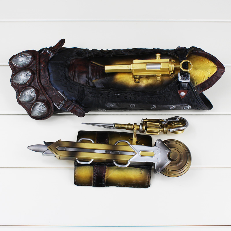 assassins creed syndicate gauntlet with hidden blade assassins creed online store. Black Bedroom Furniture Sets. Home Design Ideas