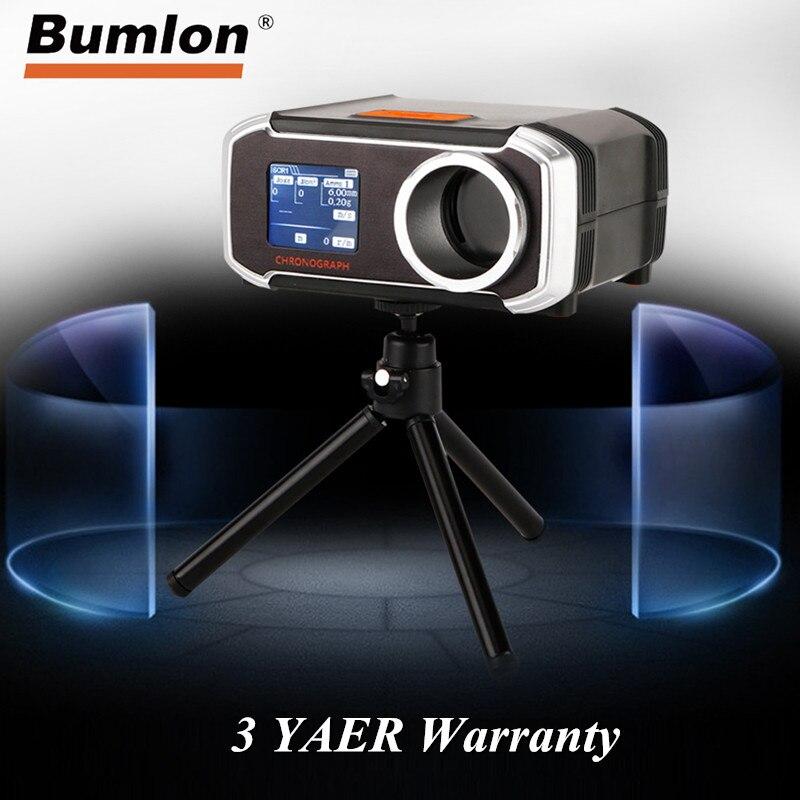 Bumlon testeur de vitesse tactique Paintball BB tir chronographe testeur B3200 Air Gun accessoires pour chasse Airsoft 7-0006