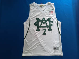 5b52f64919e5 Dueweer  2 Jaren Jackson Jr. M.A.C Michigan State Spartans College  Basketball jersey Stitched White