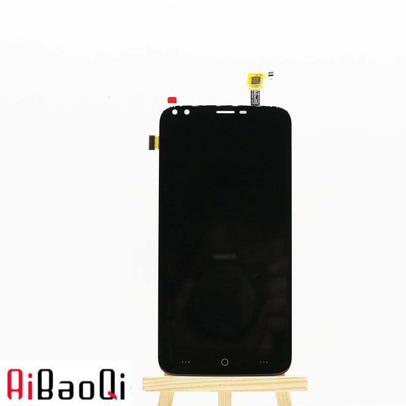 HTTX TENS AYSMG LCD Screen and Digitizer Full Assembly for BQ BQ-5500L Advance Color : Black Black