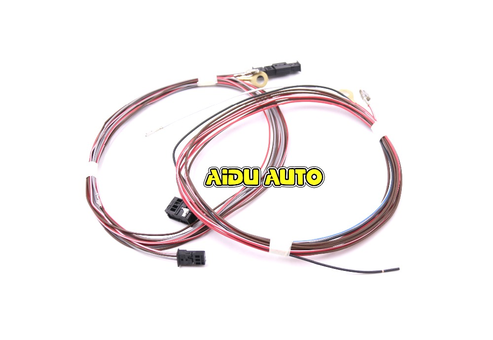 Rain font b Wiper b font Sensor Kit Anti Rear view Mirror Install Wire cable Harness online get cheap wiper adapter aliexpress com alibaba group Wire Harness Assembly at fashall.co