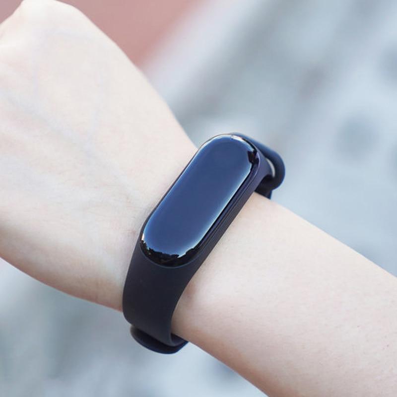 Instock 2018 New Original Xiaomi Mi Band 3 Smart Band Mi band 3 Smart Bracelet Watch OLED Display Mi band 2 Upgrade Version