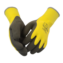 цена Garden Gloves Warm  Safety Glove Acrylic Anti Cold Thermal Cold Storage Gloves Waterproof Winter Cold Proof Work Gloves