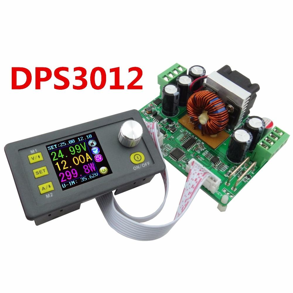 цена на DPS3012 Programmable Power Converter Constant Ammeter Voltmeter Current voltage meter Step-down 0V-32.00V 0-12.00A