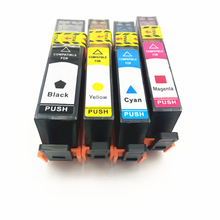 Vilaxh 4color 670 compatible for hp 670  ink cartridge replace for hp670 for hp Deskjet 3525 4615 4625 5525 6525 printer