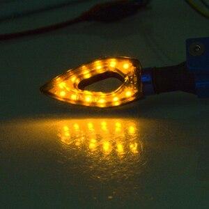 Image 5 - Motocicleta Luz Da Cauda Integrado Luz Turn Signal Lamp Suporte de Licença moldura Da placa de Licença PARA BMW F650GS F800GS F800R F700GS