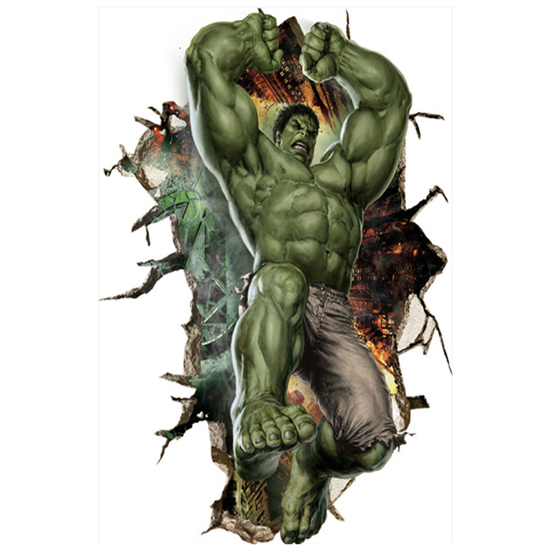 The Avengers marvel posters Super Heros Hulk