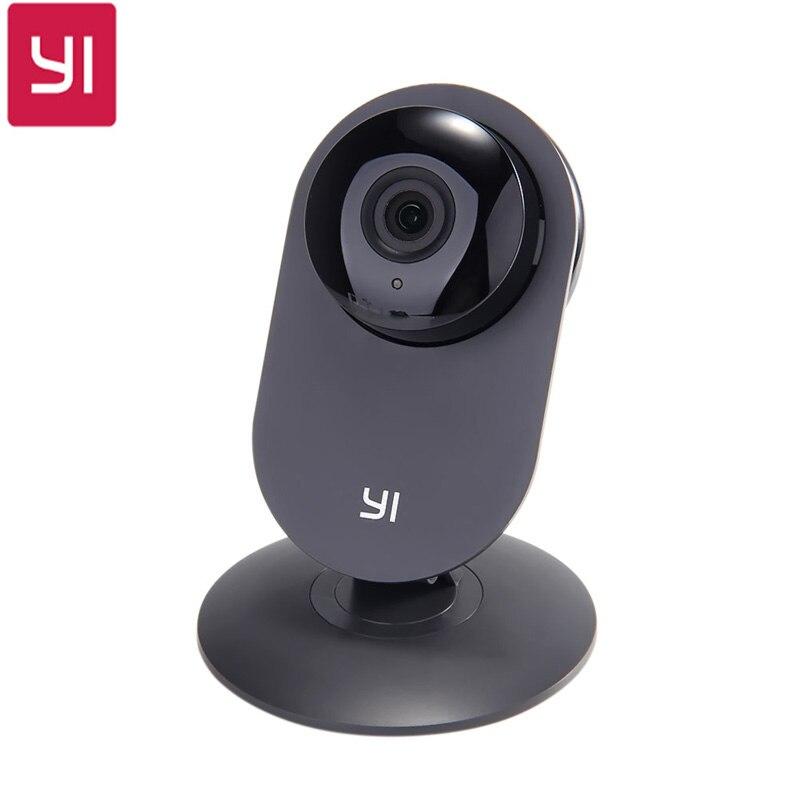 001[EU] YI camara ip  HD 720P  cctv camera camaras de vigilancia j47b as cameras do ip de hd apoiam hd 720p 1280 720 deteccao de movimento mascara da privacidade camera bala