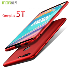 Oneplus 5T Case Cover MOFI 5t Hard PC Back funda for 1+5t Protective OP5T capa