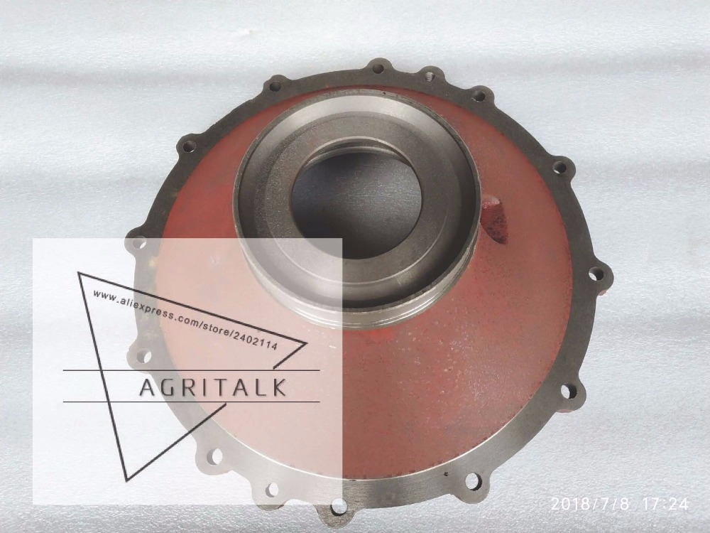Shanghai SNH504 tractor parts, the big end cover for front axle, part number:51321552/504-31134 top end bearing 18 x 23 x 22 manufacturer wiseco manufacturer part number b1014 ad stock photo actual parts may vary