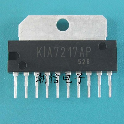1pcs/lot KIA7217AP KIA7217 SIP-10 In Stock