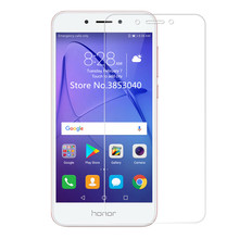 For Tempered Glass Huawei Honor 6A 6 A DLI-AL10 DLI-TL20 Screen Protector A6 DLI AL10 TL20 Film
