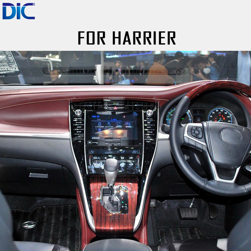 US $619 48 |DLC Android vertical screen navigation video player GPS  multifunction can bus video audio For toyota harrier-in Car Multimedia  Player from